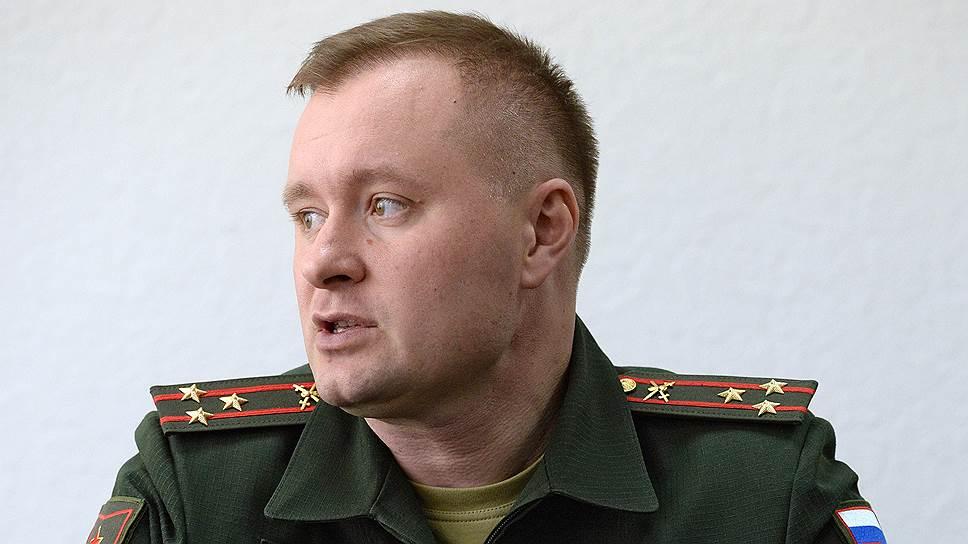 Почему был задержан бывший начальник ЦСКА полковник Барышев