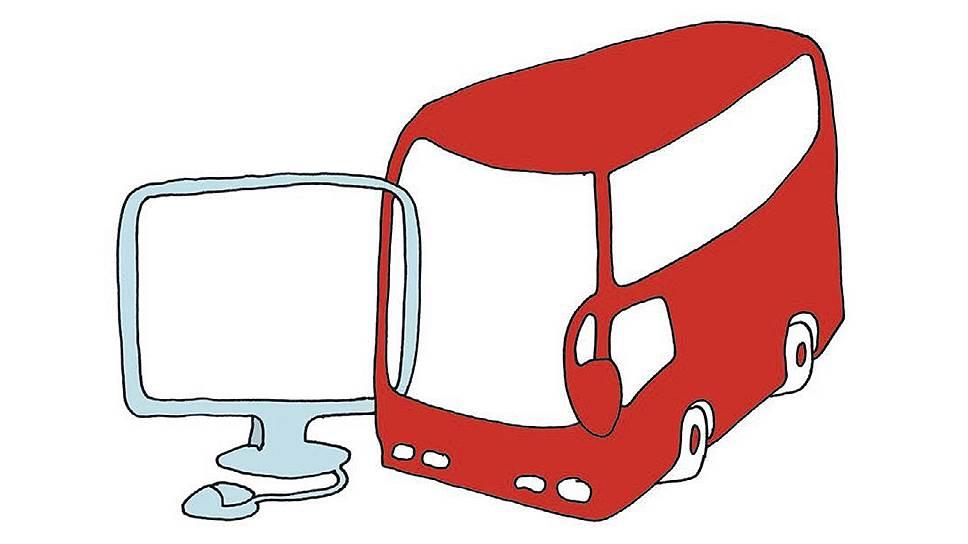 Участники рынка междугородных автобусных перевозок предлагают законодательно закрепить электронные билеты
