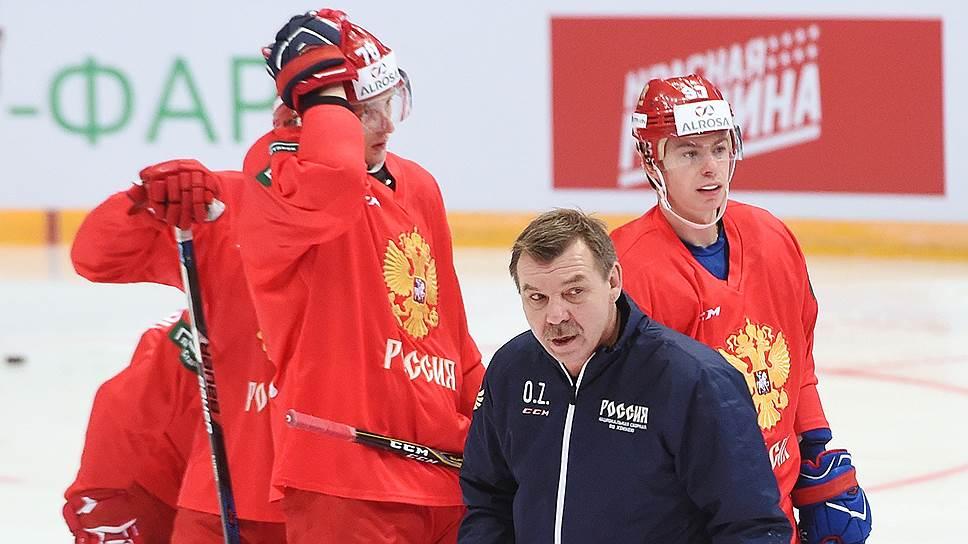 Один из самых успешных наставников в истории сборной России Олег Знарок снова будет работать с национальной командой