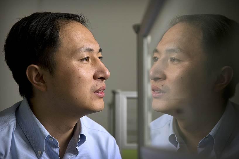 Китайский ученый Хэ Цзянькуй, отредактировавший геном двух новорожденных девочек, считает, что совершил «исторический прорыв» в профилактике заболеваний