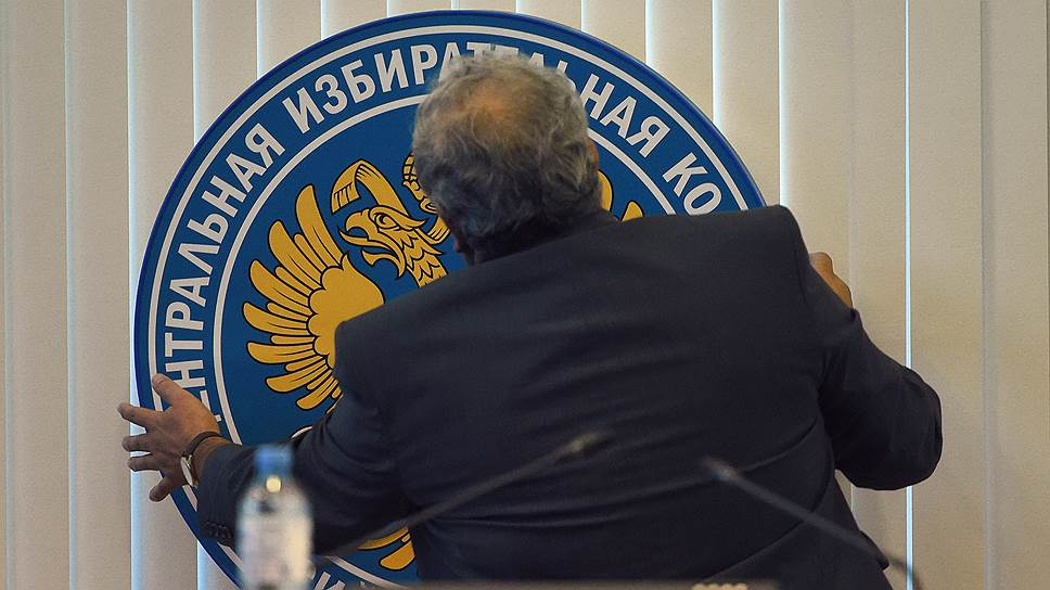 ЦИК готовит список специалистов по политическим и юридическим аспектам выборов