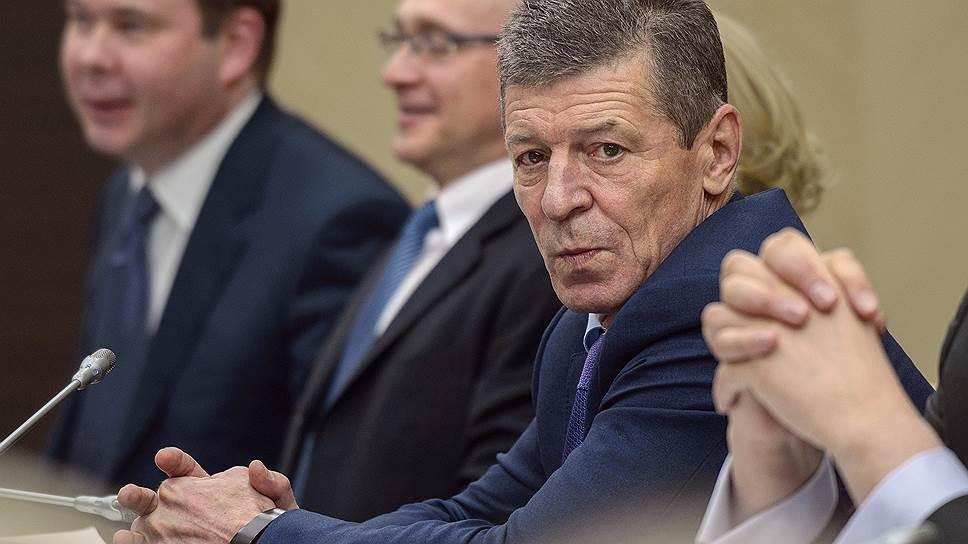 В чем заключается инициированная Дмитрием Козаком реформа господдержки промышленности