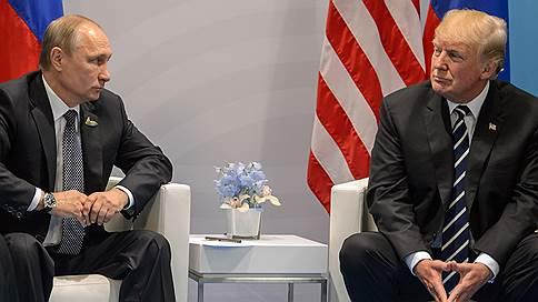 Президент США выпал из повестки  / Дональд Трамп отменил переговоры с Владимиром Путиным