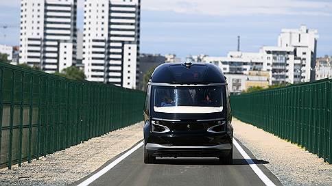Беспилотное завтра не наступит уже сегодня // Эксперимент по тестированию автономных транспортных средств выйдет на дороги весной