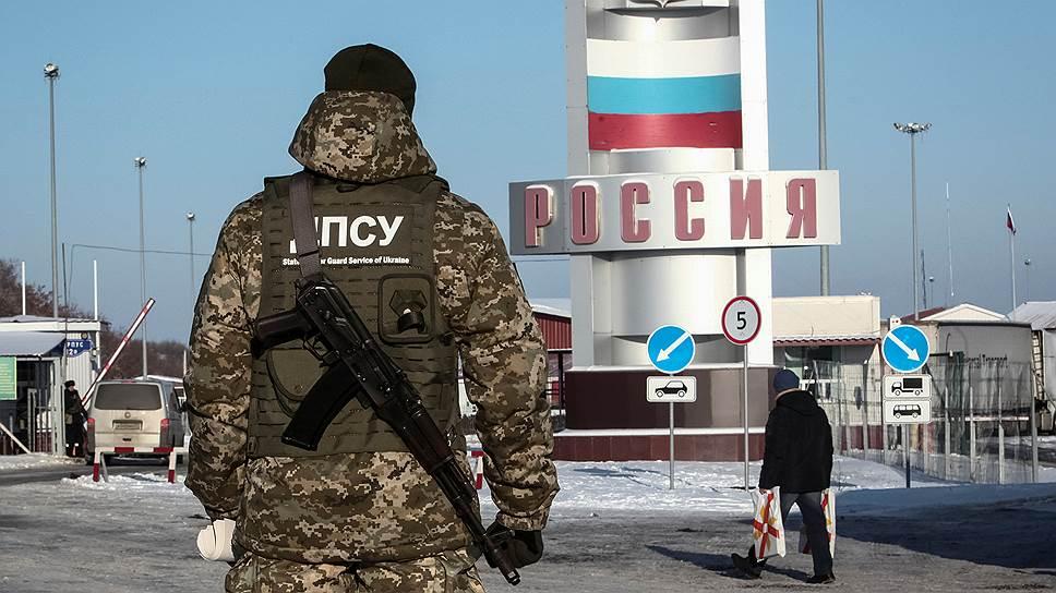 Почему Россия не намерена вводить запрет на въезд граждан Украины
