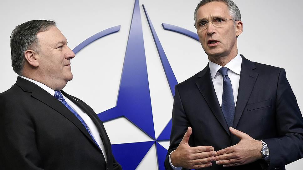 Почему отношения России и Украины вернулись в центр внимания альянса НАТО