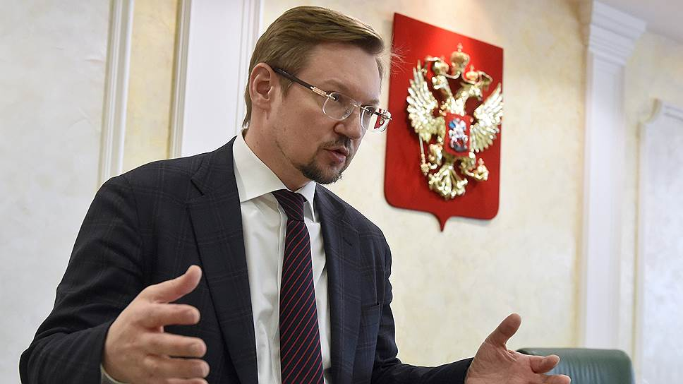 Бывший заместитель министра культуры Александр Журавский