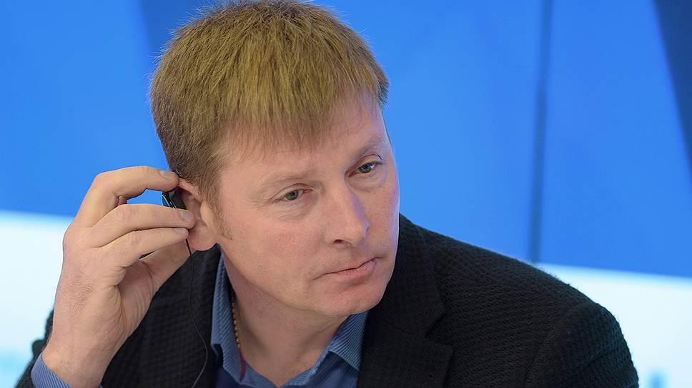 Спортсмен Александр Зубков