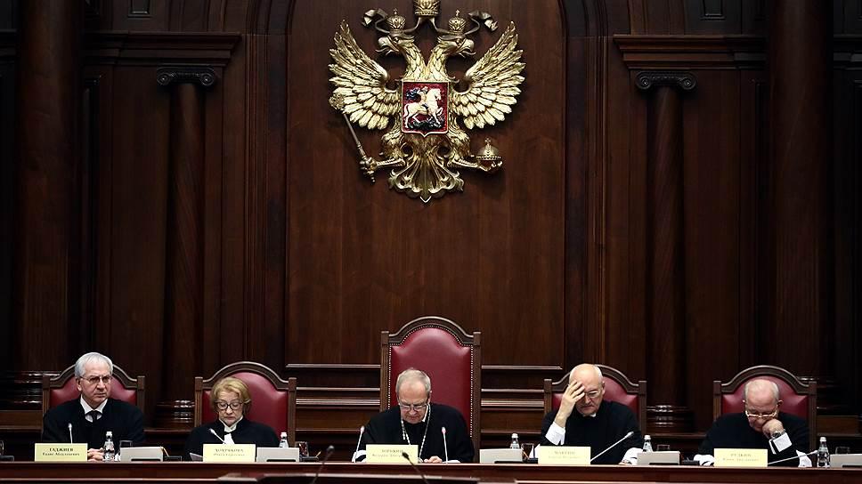 Как соглашение о границе между Чечней и Ингушетией дошло до Конституционного суда РФ