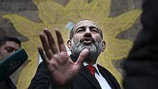 Армянские выборы подморозил декабрь