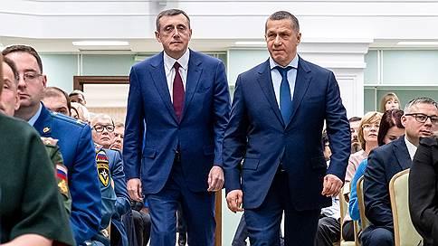 Валерий Лимаренко начал в авральном режиме // Врио главы Сахалина внес проект бюджета и заявил об участии в выборах