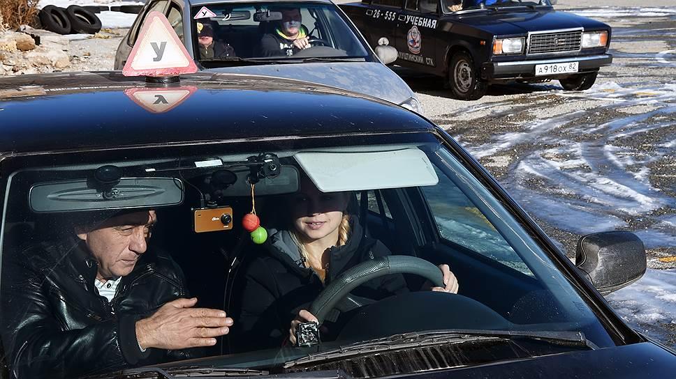 ГИБДД жалуется на плохую подготовку водителей