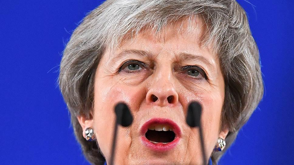 Премьер-министр Великобритании Тереза Мэй заверила своих соратников по партии и оппозицию, что в дальнейшем диалоге с Брюсселем еще есть смысл