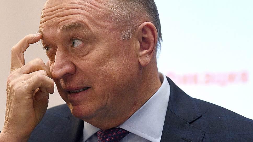 Президент Торгово-промышленной палаты России Сергей Катырин