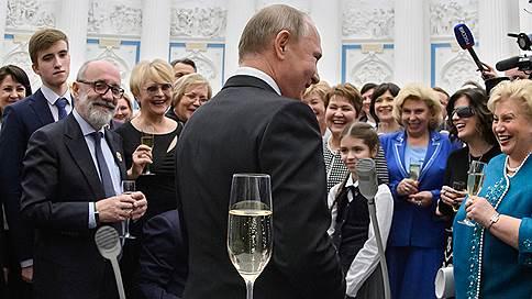 Благими намерениями вымощена дорога в Кремль // Как Лев Амбиндер получал Госпремию