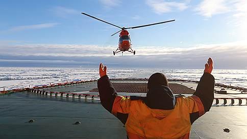 «Росморпорт» переходит на газ // ФГУП может построить двухтопливные ледоколы