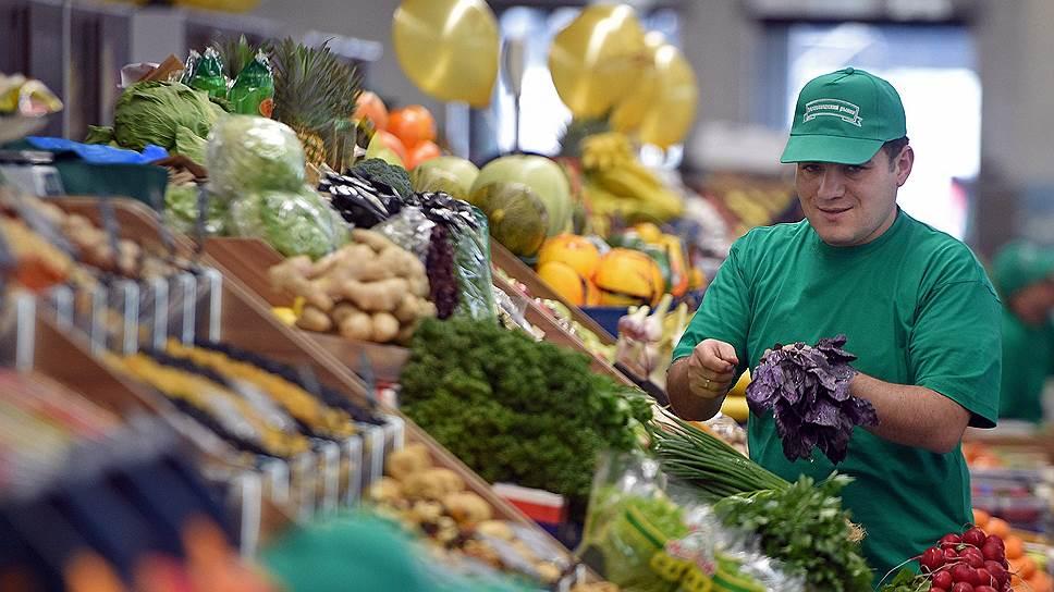 Пищевая цепочка рынков
