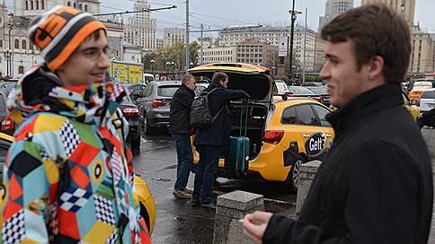 На Gett накатали в ФАС // На агрегатор пожаловались разработчики приложения для таксистов