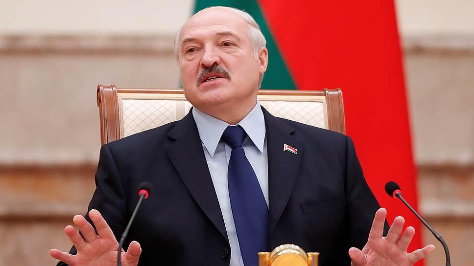 Чего президент Белоруссии боится больше, чем цены на газ