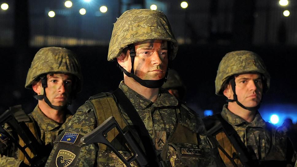Как Косово объявило о создании собственной армии