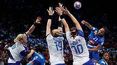 Француженки отыгрались за Олимпиаду