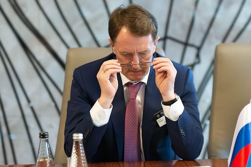 Вице-премьер Алексей Гордеев