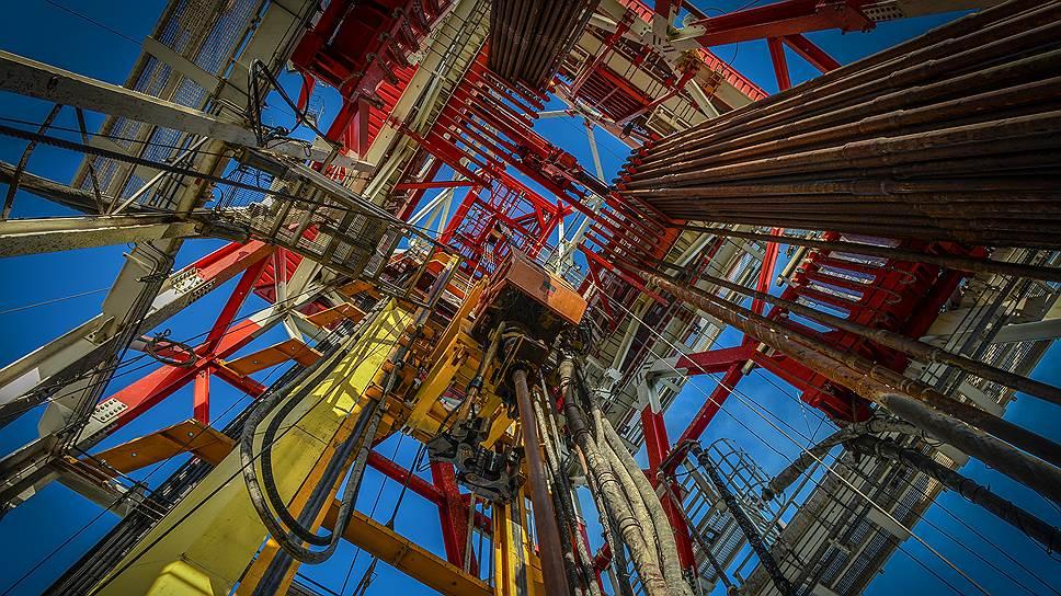Нефть испугали добычей