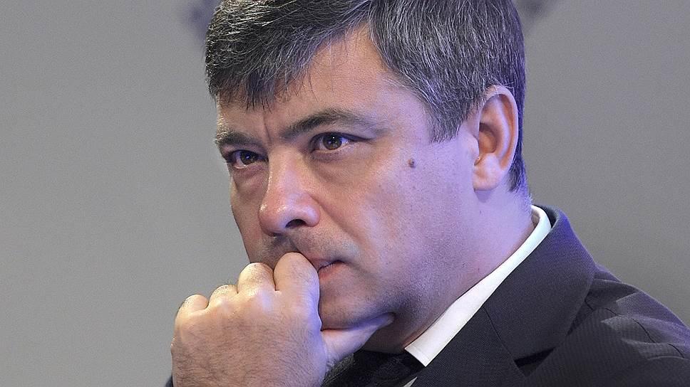 Председатель комитета Государственной думы России по охране здоровья Дмитрий Морозов