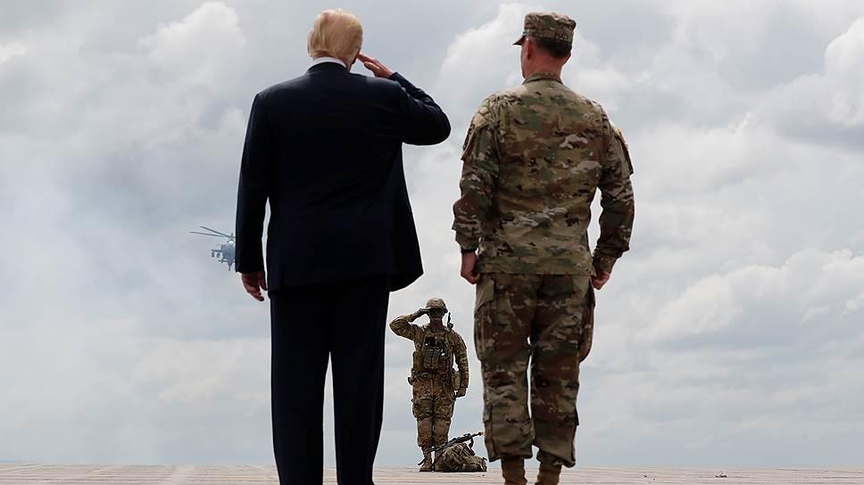 Кому выгоден вывод американских войск из Сирии