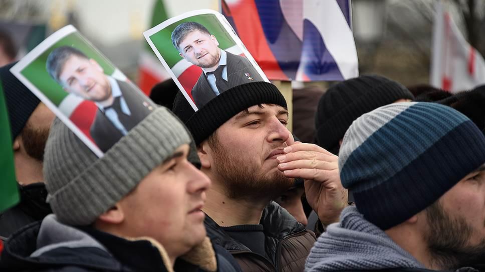 16 стран ОБСЕ сочли доказанным нарушение прав человека в Чечне