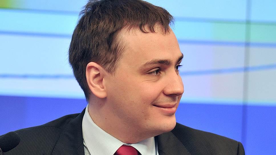 Замглавы Минэкономики Савва Шипов