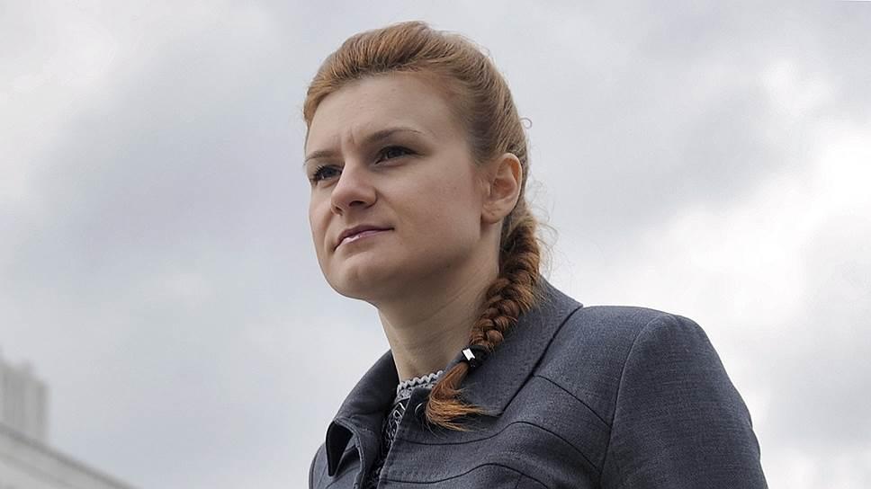 30-летнюю россиянку Марию Бутину содержат в американской тюрьме как опасного преступника, чья деятельность угрожает подрывом государственности