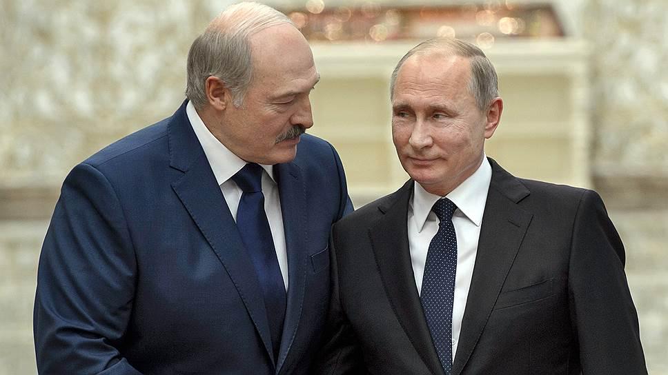 Белорусский президент Александр Лукашенко заявил, что ожидает «непростых» переговоров с Владимиром Путиным, и дал понять, что никогда не поступится суверенитетом своей страны