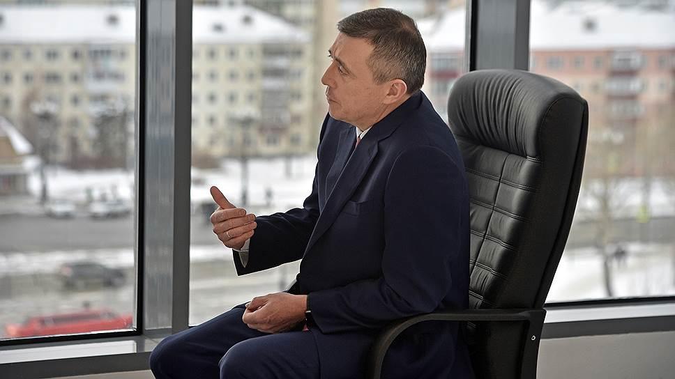 """Что врио главы Сахалина Валерий Лимаренко рассказал """"Ъ"""" о своем назначении и проблемах региона"""