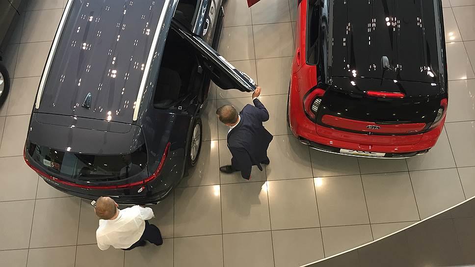 Каким будет спрос на легковые автомобили в России в 2019 году