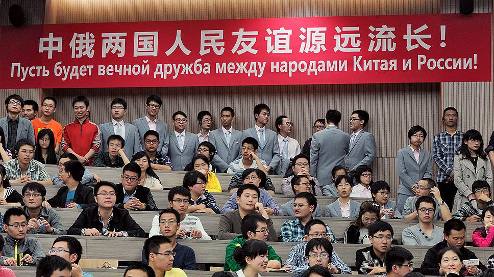 Москве поставили наивысший балл за сотрудничество с Пекином