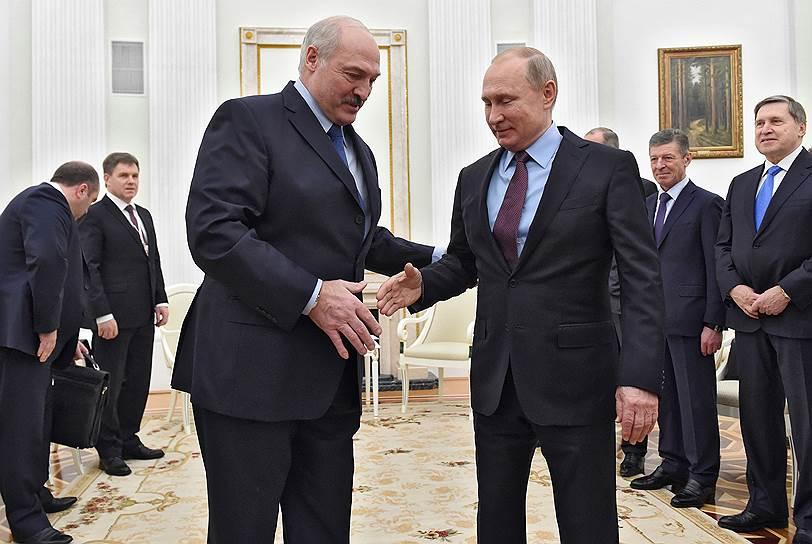 Весь вопрос был в том, договорились ли Владимир Путин и Александр Лукашенко обо всем еще до начала встречи или разговор только предстоит