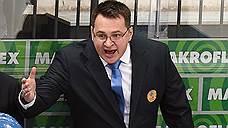 Андрея Назарова снова удалили из КХЛ