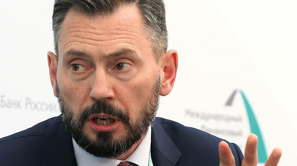 Глава проекта ОНФ «За права заемщиков» Виктор Климов