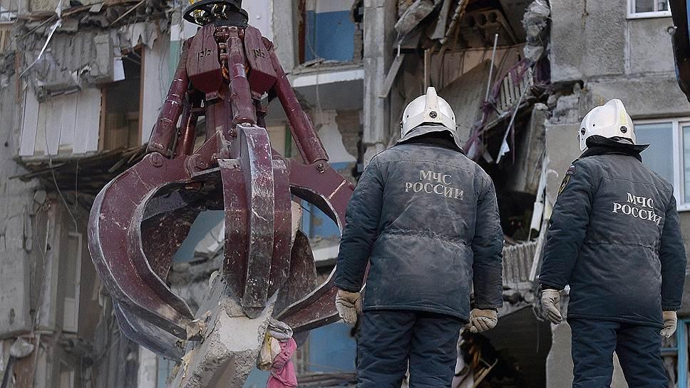 Дом, в котором произошел взрыв, предполагается разделить на две части, убрав два внутренних подъезда