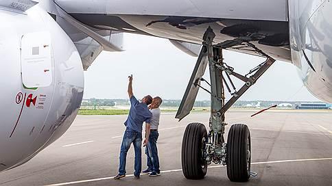 Санкции махнули «черным крылом»  / Самолет МС-21 может остаться без импортных композитов