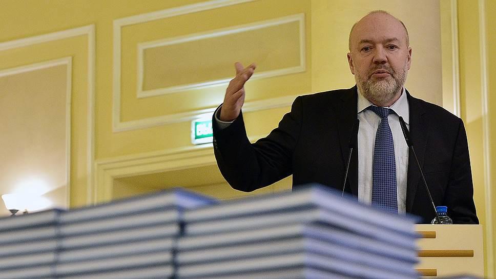 Павел Крашенинников готов обсудить поправки к закону об адвокатуре