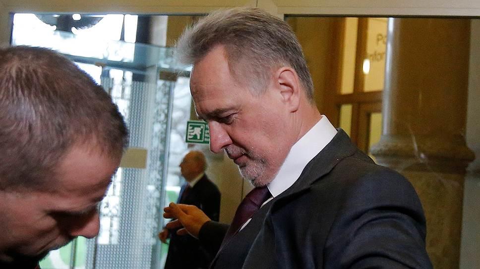 Кипрский суд арестовал имущество и активы Дмитрия Фирташа, оцениваемые почти в $46 млн