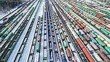 Поезда собираются в пробки
