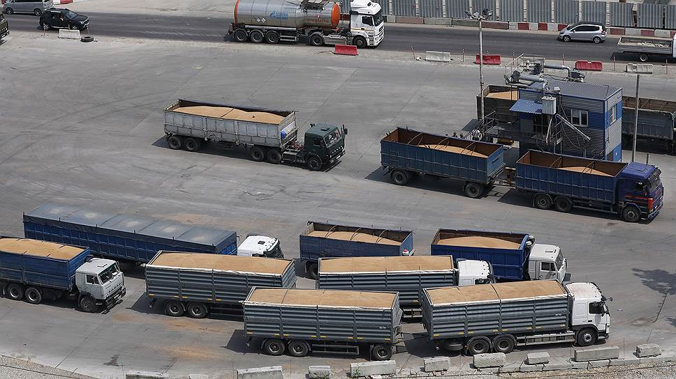 Почему автовладельцы жалуются на критическое положение дел с перевозками зерна и другой сельхозпродукции