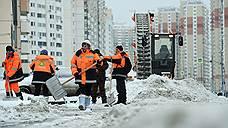Из-под снега показались семейные связи