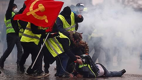 Понедельник откликается в субботу // На предложения президента Франции «желтыe жилеты» отвечают «десятым актом»