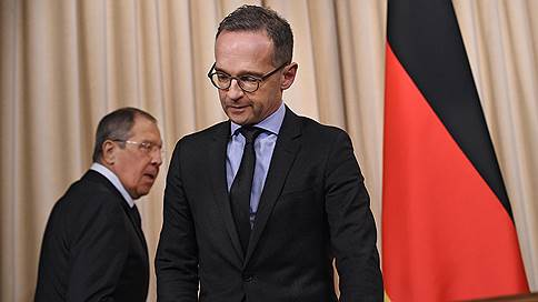 Германия развернула активность в Москве // Глава МИД ФРГ привез новые предложения по Украине и контролю над вооружениями