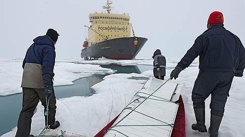 Триллион заложат за полярный круг // Росморречфлот подготовил план развития Севморпути