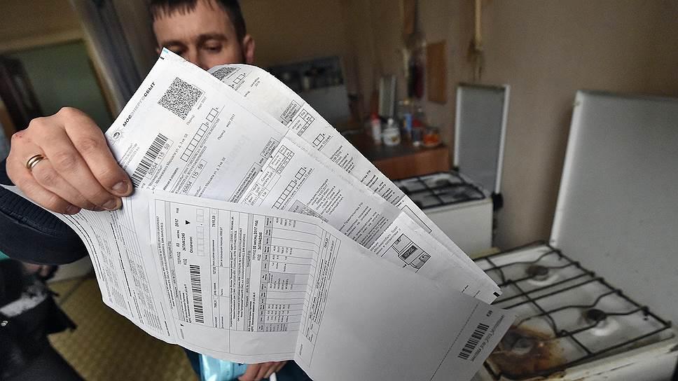 В регионах предлагают простить населению газовые неплатежи по примеру Чечни